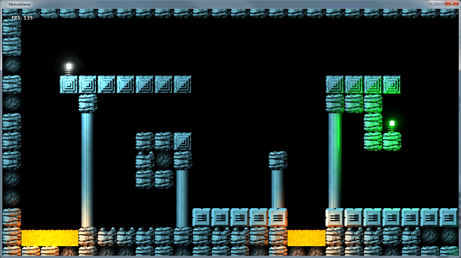 Let Me Know What You Guys Metroid Nes Logo